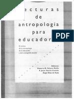 antropologia para educadores..pdf