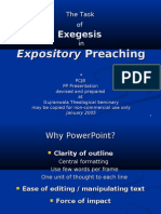 EP16. Tasks involved in Exegeting Psalm 1
