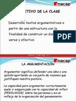 CLASE DE ARGUMENTO.ppt