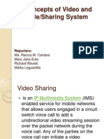 concepts of videofile sharing