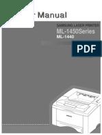 Samsung ML-1440R_M Service Manual