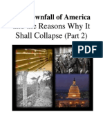 The Downfall of America and the Reasons Why It Shall Collapse (Part 2 of 2) (End of America) (FEMA Camp)