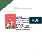 Sentiero Fede - Volume 1 Il Progetto - dopo il PUC