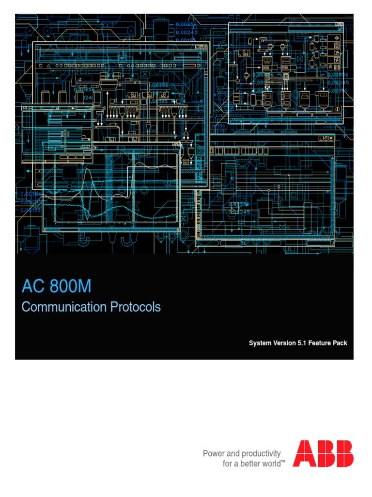 3bse035982-511_en_ac_800m_5.1_feature_pack_communication_protocols.pdf |  Computer Network | Communications Protocols