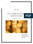 Cxc Agricultural Science Sba