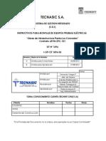 I-GP-OT 1496-04 Pruebas de Continuidad en Cables Eléctricos Rev.B.docx