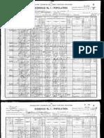 1900 Census, Grafton UT