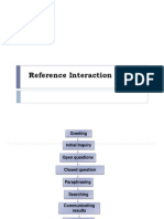 reference interaction process