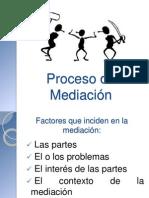 8 Proceso de Mediación