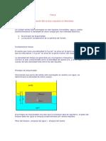 FISICA DIEZ FLOTACION ENTRE DOS LIQUIDOS NO MISCIBLES.pdf
