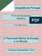 1 - LOCALIZAÇÃO GEOGRÁFICA - CONSOLIDAÇÃO DE CONHECIMENTOS