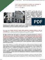 Deciziile Inaltei Curti Prin Care Persoanele Juridice Au Castigat in Fata Guvernului Pe Tema Obligarii Platii Taxelor Radio-TV