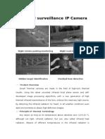 Thermal  surveillance IP Camera.doc