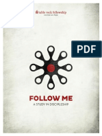 Follow Me-A Study in Discipleship