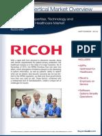 BLI Ricoh Healthcare Article