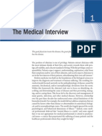 Medical Interview