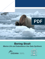 The Bering Strait Marine Life and Subsistence Data Synthesis