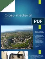 Orașul medieval