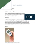 ECE 3710 Application Notes