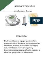 Ultrasonido Terapéutico.pptx