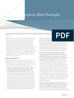 Board Perspectives - Risk Oversight, Issue 15, Recommendations from Protiviti's Board Risk Oversight Survey.pdf
