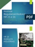 NR 25 e 26.pptx