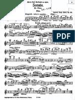 Karg Elert - Sonata