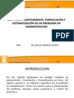8. EJEMPLO DE PLANTEAMIENTO, FORMULACIaN Y SISTEMATIZACIaN DE  UN PROBLEMA EN ADMINISTRACIaN.ppt
