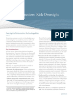 Board Perspectives - Risk Oversight, Issue 27, Oversight of the Technology Risk.pdf