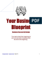 Founder's Report - Your Business Blueprint