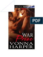 Vonna Harper - War Prize [EC Xanadu BDSM]