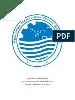 Draft Musyawarah Kerja