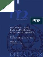 Post Roman Towns