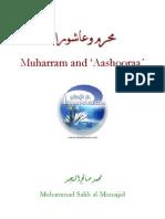 Muharram and Aashooraa
