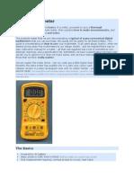 Digitech Multimeter