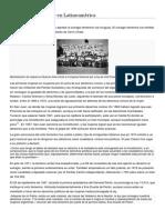 El Sufragio Femenino en Latinoamérica