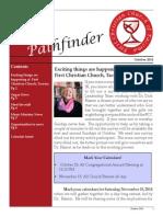 The Pathfinder Oct 2014