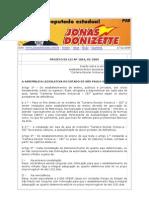 Deputado Jonas Donizette propõe em Projeto de Lei uso obrigatório de carteiras escolares inclusivas