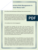 Dyman Associates Risk Management