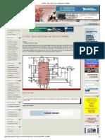 LT3763 - Buck LED Driver de 300 W (COM566).pdf