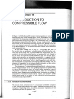 Compressible Flow Review