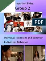 Group 2 Integration Slides
