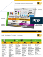 SAP Business One Features