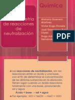 estequiometria de reacciones de neutralizacion.pptx