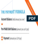 Cc Payment Formula