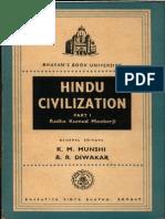 Hindu Civilization Part 1 - Radha Kumud Mookerji