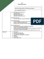 Readings Summary T4 5 6