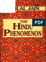 The Hindu Phenomenon - Girilal Jain