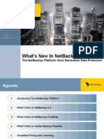 36904739 What is New in Netbackup 6 5 Ppt