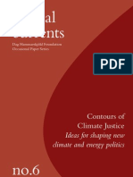 Contours of Climate Justice - Ideas for Shaping New Climate and Energy Policy